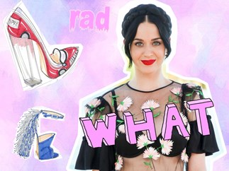 Katy Perry is releasing a shoe collection