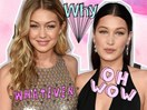 You can now buy Gigi and Bella Hadid tour merchandise