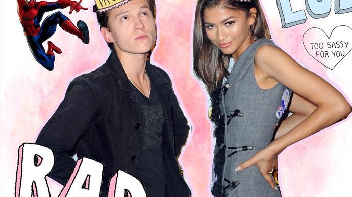Zendaya and Spider-man have slayed us to the grave and back with their epic dance off