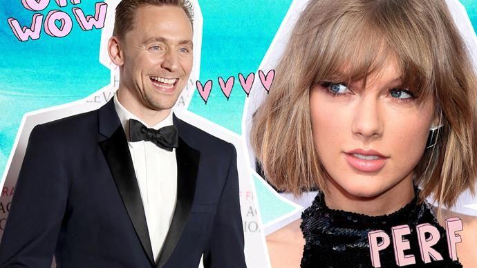 Tom Hiddleston and Taylor Swift have reunitied