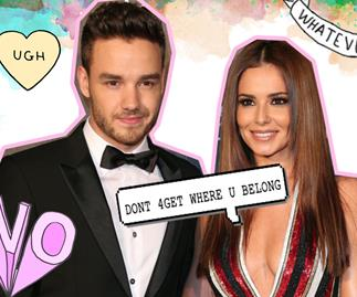 Cheryl is apparently worried Liam's solo career will ~outshine~ her