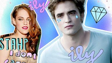 "Robert Pattinson is ""wounded"" by KStew's comments and our Twilight hearts are hurting"