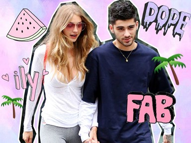 Zayn and Gigi are on the holiday of your absolute dreams