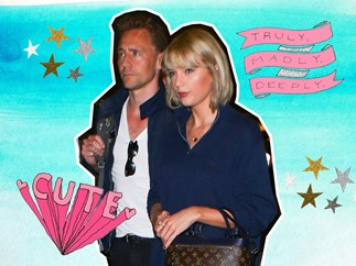 Taylor Swift and Tom Hiddleston to make red carpet debut