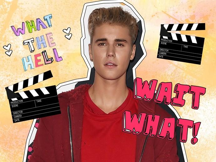 Justin Bieber set to star in a movie with David Beckham