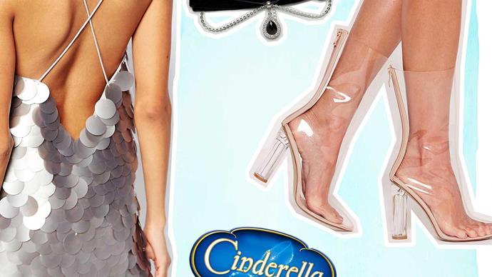 Disney Princess formal dress dupes