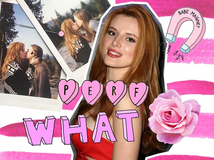 Bella Thorne has just come out as bisexual on Twitter