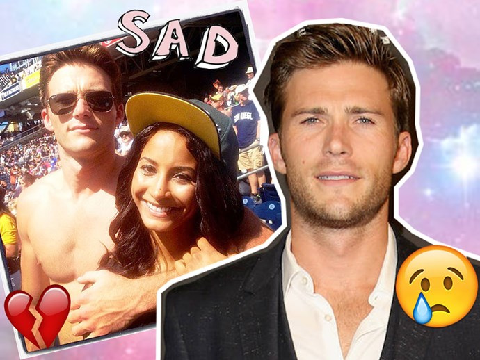 Scott Eastwood opens up about girlfriend's death