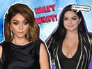 Sarah Hyland comments on Ariel Winter's ~revealing~ Insta pics