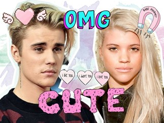 Justin Bieber spotted with Sofia Richie for her 18th birthday