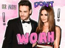Cheryl and Liam Payne are having a few disagreements and plz don't break up