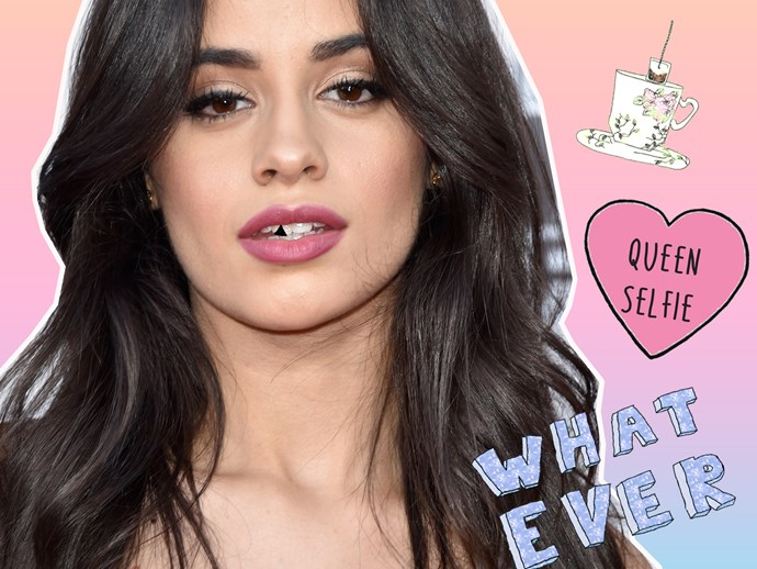 Fan accidentally chips Camila Cabello's tooth