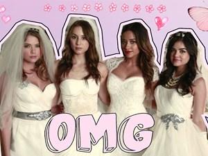 Troian Bellisario planning a secret wedding?