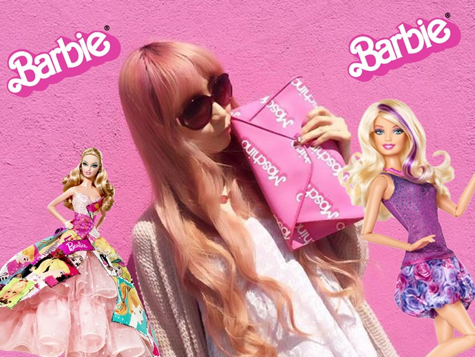 Meet the woman OBSESSED with Barbie