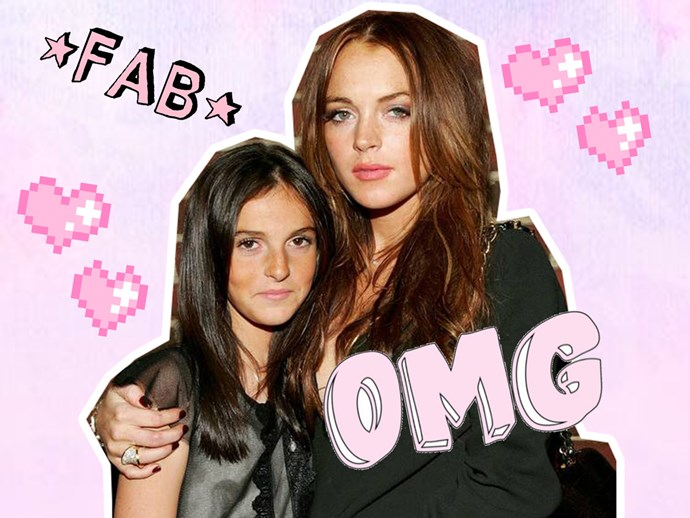 Remember Ali Lohan? This is what she looks like now...