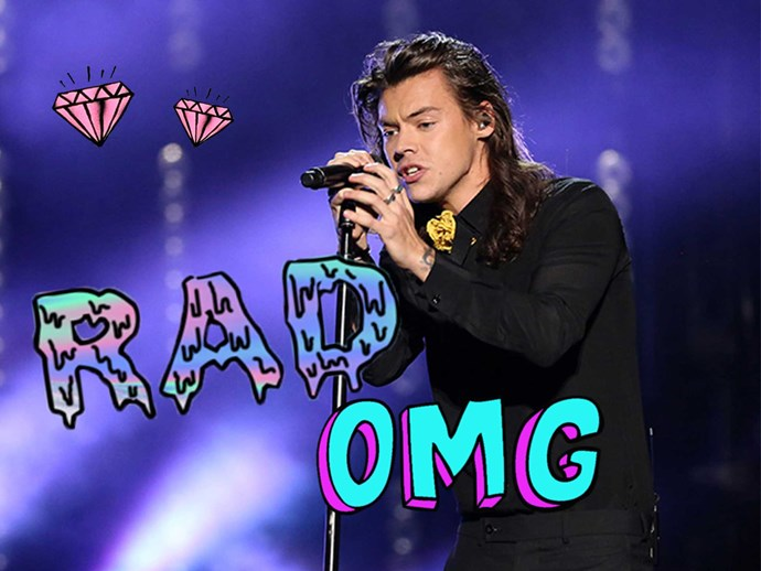 Here's who Harry Styles has written music for