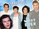 The Vamps want you to know they're nothing like One Direction, OKAY?!