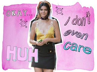 Kendall Jenner's neighbours didn't want her to move in