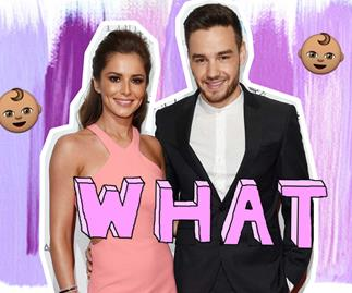 Liam Payne is hinting at Cheryl being pregnant