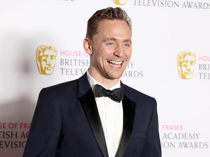 Tom Hiddleston's Instagram was hacked