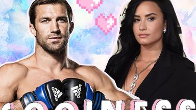 Demi Lovato and MMA fighter Luke Rockhold *might* be dating