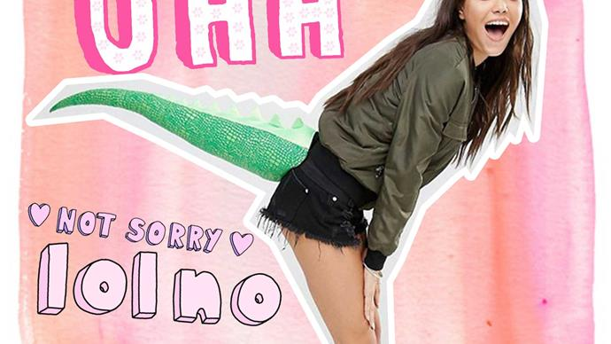 ASOS are selling tails and the internet is confused