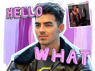Joe Jonas new girlfriend Daiane Sodré