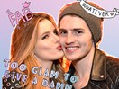 Bella Thorne and Gregg Sulkin are acting pretty ~weird~ after their breakup