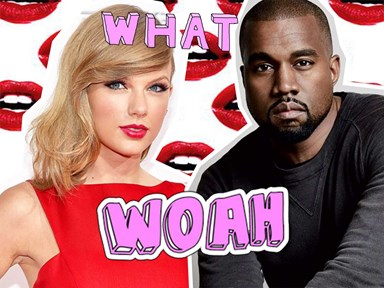 Kanye West has hit peak Kanye with this weird message to Taylor Swift on his Twitter
