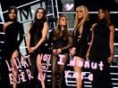 Fifth Harmony's Ally Brooke nearly stacked it TWICE at the 2016 VMAs
