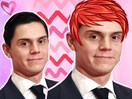 Evan Peters now has red hair, which could be a HUGE AHS spoiler...