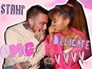 Ariana Grande and Mac Miller were all over each other at the VMAs after party