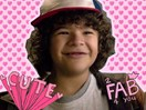 "Dustin from ""Stranger Things"" is the best celeb that ever was"