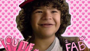 """Dustin from """"Stranger Things"""" is the best celeb that ever was"""