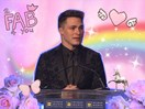 Colton Haynes tearfully accepts human rights award, makes us cry like lil babies