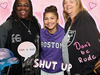 Zendaya shuts down rumours of her parents' divorce