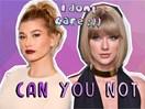 Hailey Baldwin is after one of Taylor Swift's ex-boyfriends