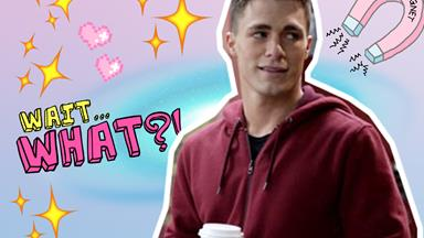 Colton Haynes has landed his first MAJOR movie role and omg babes has made it