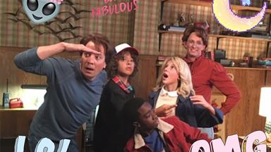 Jimmy Fallon's 'Stranger Things' spoof reveals what REALLY happened to Barb
