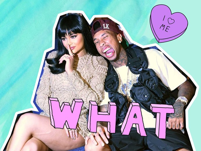 Kylie Jenner buys Tyga a Bentley after his Ferarri was repossessed