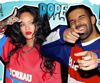 Rihanna's camo shark tattoo dedicated to Drake explained