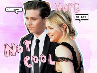 Apparently Brooklyn Beckham dumped Chloe for being clingy