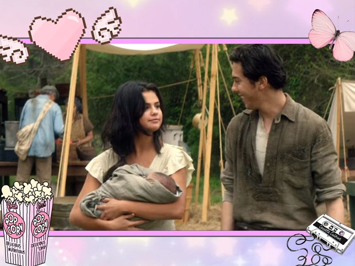 Nat Wolf and James Franco deliver Selena's baby