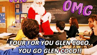 So Glen Coco from 'Mean Girls' is now a regulation hottie