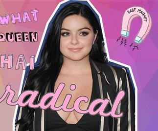 Ariel Winter confirms that she is definitely single