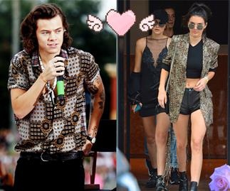 9 times Harry Styles and Kendall Jenner copied each other's look
