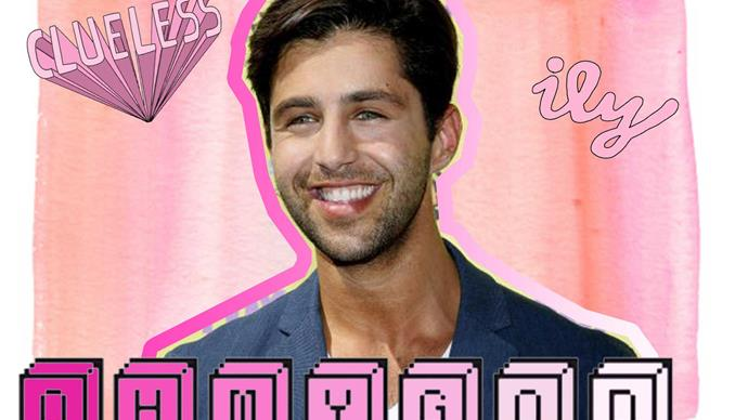 Did Josh Peck just get married?