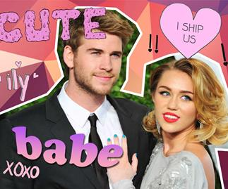 Liam Hemsworth shares a throwback photo of him and Miley