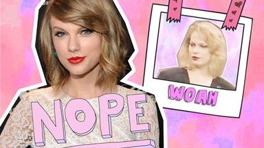 Taylor Swift has a satanic doppelganger and now we're questioning everything