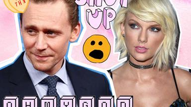 Tom Hiddleston was ~supposedly~ about to pop the question to Taylor